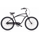"Велосипед 26"" Electra Cruiser Lux 3i Men's Silver"