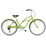"Велосипед 26"" Electra Cruiser Lux 7D Ladies' Green Metallic"