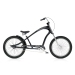 "Велосипед 24"" Electra Ghostrider 3i (Alloy) Men's Black"