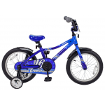 "Велосипед 16"" Schwinn Gremlin boys 2016 blue/light blue"