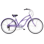 "Велосипед 26"" Electra Cruiser Lux 7D Ladies' Purple Metallic"