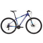 "Велосипед 27,5"" Cannondale Trail 8 рама - XL 2016  синий"