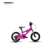 Велосипед GHOST Powerkid 12 pink/white/purple 2016