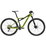 "Велосипед 29"" Cannondale Scalpel SI 4 Carbon рама - M 2017 ARG зеленый"