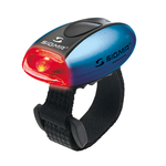 Фара MICRO BLUE/LED-Red Sigma Sport