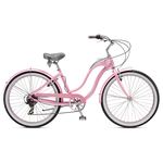 "Велосипед 26"" Schwinn Hollywood Women 2017 pink"