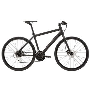 "Велосипед 28"" Cannondale Bad Boy 4 рама - M 2016 черный"