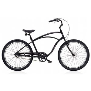 "Велосипед 26"" Electra Cruiser Lux 3i Men's Black"