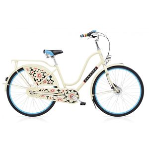 "Велосипед 28"" Electra Amsterdam Fashion 3i Bloom Ladies' Cream"