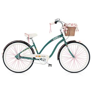 """Велосипед 26"""" Electra Gypsy 3i Ladies' forest Green"""