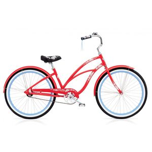 "Велосипед 26"" Electra Hawaii Custom 3i (Alloy) Ladies' Red"