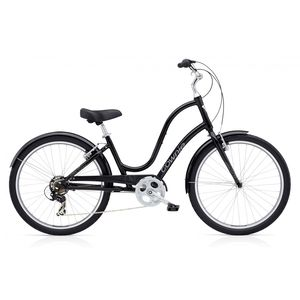 "Велосипед 26"" Electra Townie Original 7D Ladies' Black"