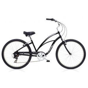 "Велосипед 26"" Electra Cruiser 7D Ladies' Black"
