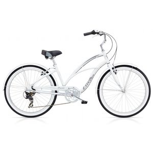 "Велосипед 26"" Electra Cruiser Lux 7D Ladies' White"