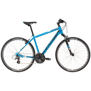 "Велосипед 28"" Cannondale Quick CX 5 рама -XL голубой 2016"