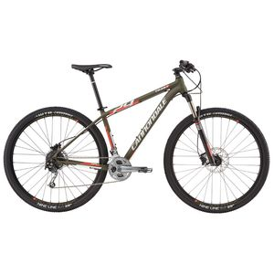 "Велосипед 29"" Cannondale Trail 3 рама - XL 2016 хаки"
