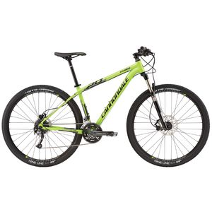 "Велосипед 29"" Cannondale Trail 4 рама- L 2016 зеленый"