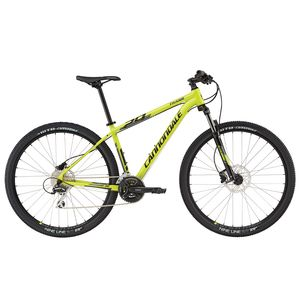 "Велосипед 29"" Cannondale Trail 6 рама - L 2016 салатовый"