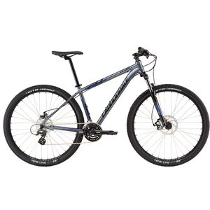 "Велосипед 29"" Cannondale Trail 7 рама - XL серый 2016"
