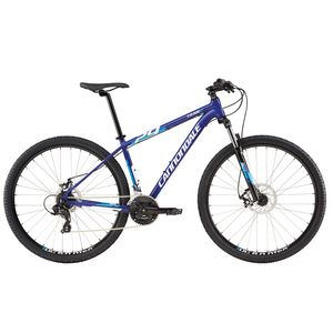 "Велосипед 27,5"" Cannondale Trail 8 рама - S синий 2016"