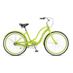 "Велосипед 26"" Schwinn Fiesta Women lime 2015"