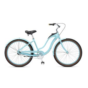 "Велосипед 26"" Schwinn Debutante Women light blue 2015"