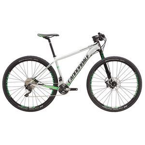 """Велосипед 29"""" Cannondale F-Si Alloy 1 рама - M белый 2016"""