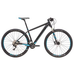 "Велосипед 29"" Cannondale F-Si Alloy 2 рама - L 2016 черный"