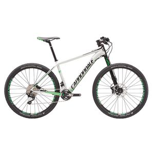 "Велосипед 27,5"" Cannondale F-Si Alloy 1 рама - M 2016 белый"