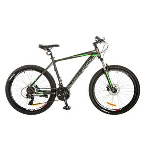 "Велосипед 29"" Optimabikes F-1 AM 14G HDD рама-21"" Al серо-зеленый (м) 2017"