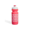 Фляга 600ml Green Cycle Polka Dot с Big Flow valve, LDPI light pink nipple/ white matt cap/light pink matt bottle